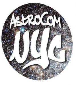 AstroCOm NYC logo